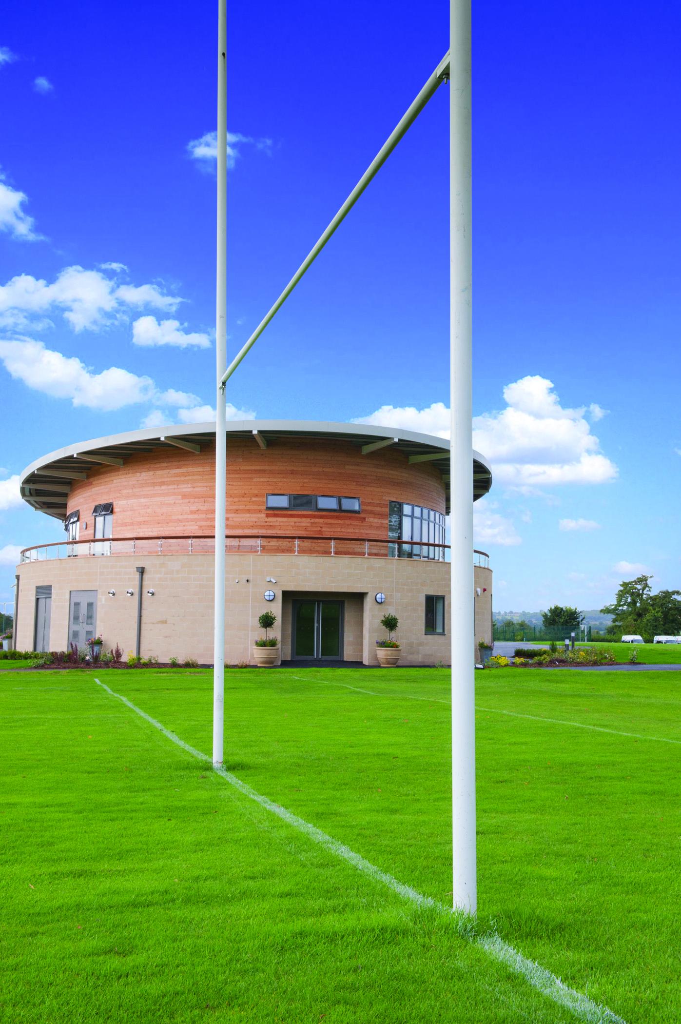 Sports Pavilion Image - 3